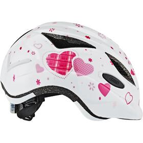 ABUS Anuky Cykelhjelm Børn pink/hvid